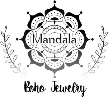 Mandala Boho Jewelry